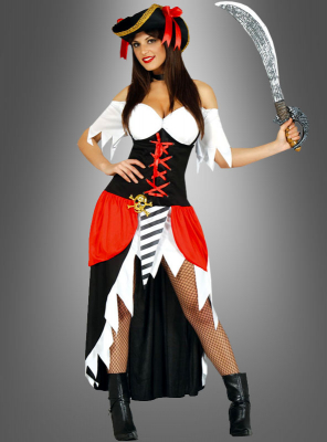 Furies Buccaneer Lady Costume