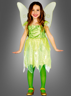Little Green Fairy Costume
