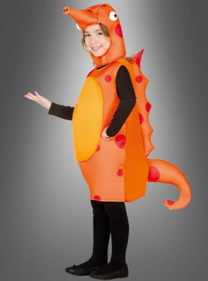 Sea Horse Children Costume