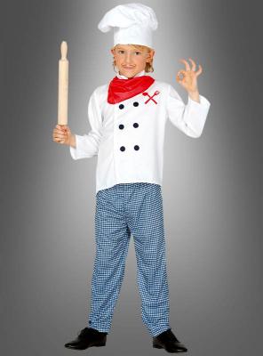Cook Childrens Costume