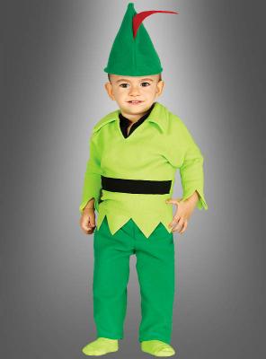 Little Peter Fairy Tale Costume