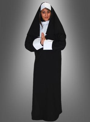 Nonnenkostüm Barmherzige Schwester