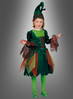 Little Silvan Elf Children Costume