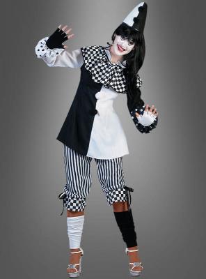 Pierrot Frau