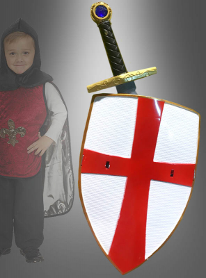 Little Knight Shield and Sword