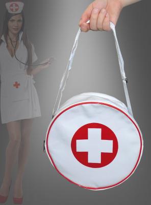 Krankenschwester Handtasche rund