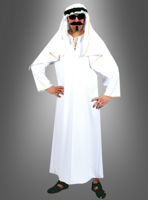 Oil Sheik Costume