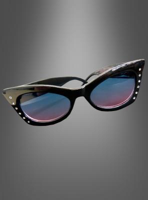 Sonnenbrille 50er Rock n Roll