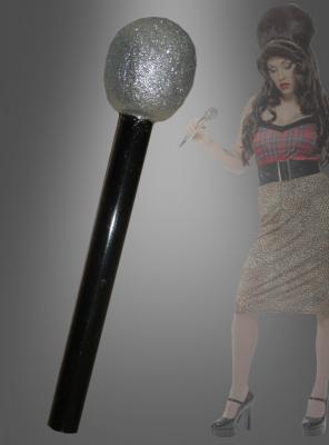 Mikrofon Atrappe