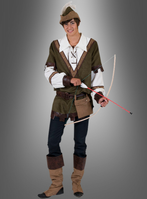 Robin Hood Men Costume
