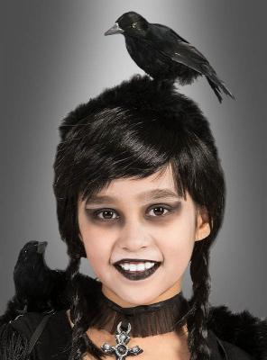 Headband with Crow