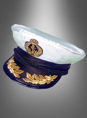Kapitäns-Mütze deluxe
