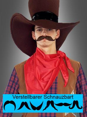 Six Way Moustache