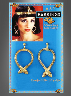 Schlangen Ohrringe