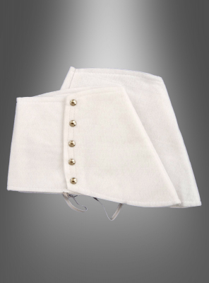 Spats white Gaiters