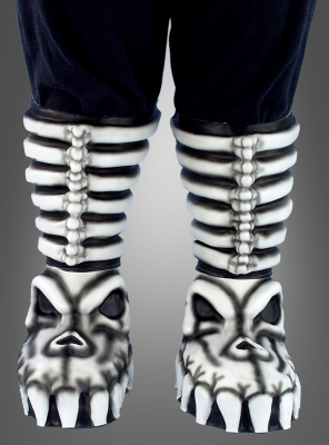 Demon Skull boot tops