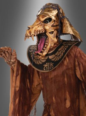Horror Mumie Wächter mit Maske