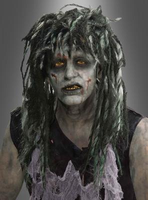 Zombie Rocker Wig