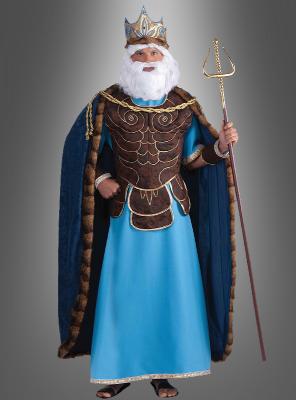 König Neptun Deluxe Kostüm