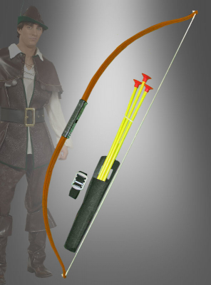 Robin Hood Bow and Arrow Set