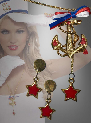 Sailor Girl Jewelry Set