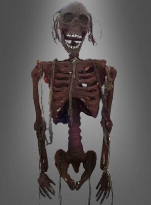 Lebensgroße verrottete Leiche 80 cm
