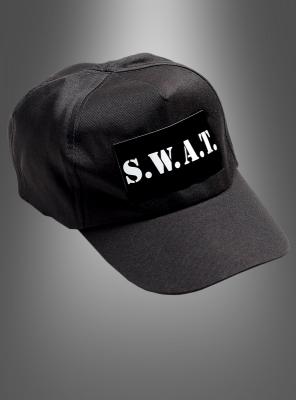 SWAT Polizei Mütze