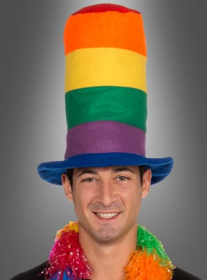 Top Hat Rainbow