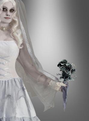 Ghost Flower Bride Bouquet