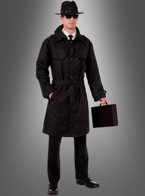 Geheimagent Mr. Smith Agenten Kostüm