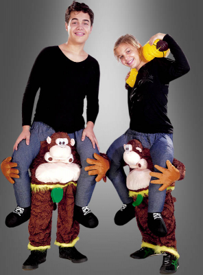 Monkey Fun Costume