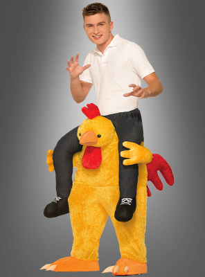 Chicken Fight Costume