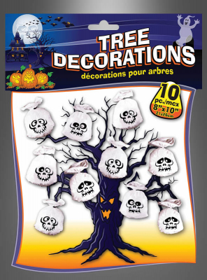 Tree Decorations Ghosts
