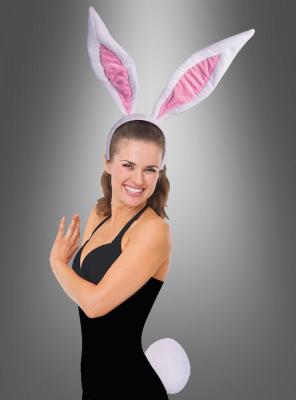 Riesenohren Hasenset Bunny für Damen
