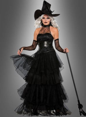 Black Widow Witch Costume