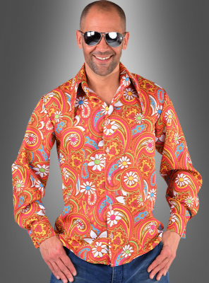 Schlager Party Shirt Martin for Men