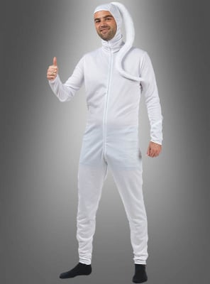 Sperm Jumpsuit Costume