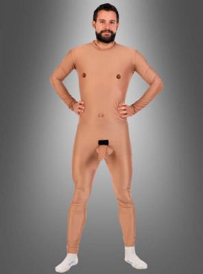 Adonis naked Jumpsuit