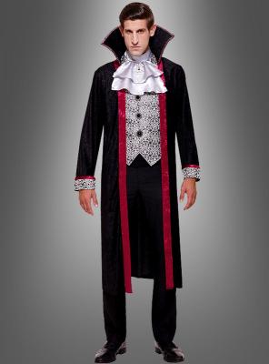 Vampir Duke Herrenkostüm