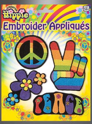 Hippie Patches Flicken