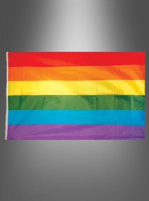 Regenbogenflagge 150x90 cm