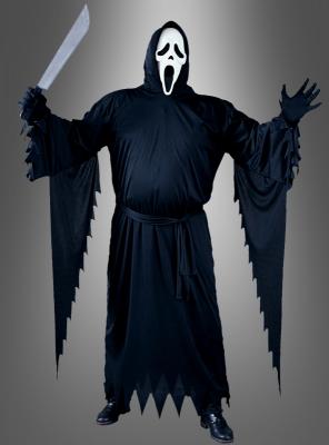 Plus Size Scream 4 Ghost Face costume
