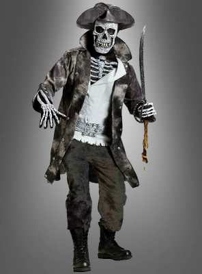 Untoter Pirat Herrenkostüm