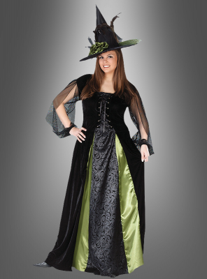 Gothic Maiden Witch costume  Plus size