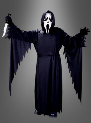 Scream 4 Teen Ghost Face costume