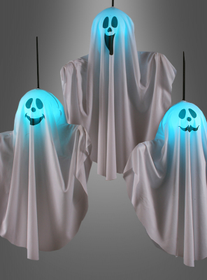 Color changing ghosts