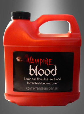 Jug of Fake Blood 1.89 Liter