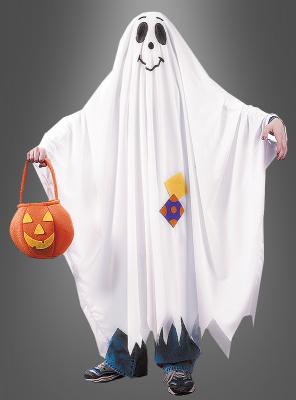 Kinderfreundlicher Geist Kostüm