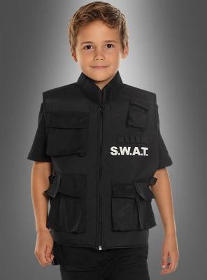 SWAT Weste für Kinder