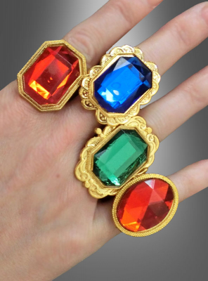 Jewelled Rings